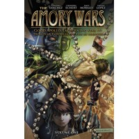 AMORY WARS GOOD APOLLO TP VOL 01 (MR) - Claudio Sanchez, Chondra Echert