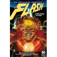 FLASH TP VOL 04 RUNNING SCARED (REBIRTH) - Joshua Williamson