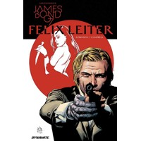 JAMES BOND FELIX LEITER HC - James Robinson