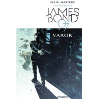 JAMES BOND TP VOL 01 VARGR - Warren Ellis