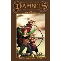 DAMSELS TP VOL 02 - Leah Moore, John Reppion