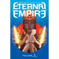 ETERNAL EMPIRE TP VOL 01 - Sarah Vaughn, Jonathan Luna