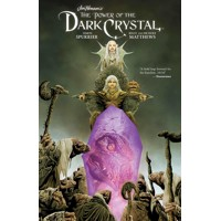JIM HENSON POWER OF DARK CRYSTAL HC VOL 01 (OF 4) - Simon Spurrier