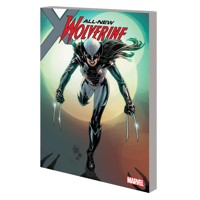 ALL NEW WOLVERINE TP VOL 04 IMMUNE - Tom Taylor