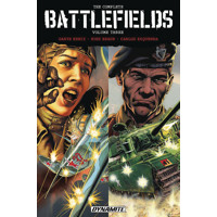 GARTH ENNIS COMPLETE BATTLEFIELDS TP VOL 03 - Garth Ennis