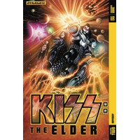 KISS THE ELDER TP VOL 02 ODYSSEY - Amy Chu, Erik Burnham