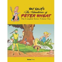 WALT KELLY PETER WHEAT COMP SERIES TP VOL 01 - Walt Kelly, Thomas Andrae