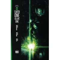 GREEN LANTERN EARTH ONE HC VOL 01 - Gabriel Hardman, Corinna Bechko