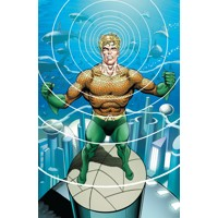 AQUAMAN THE LEGEND OF AQUAMAN TP - Keith Giffen, Robert Loren Fleming