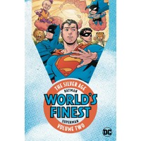 BATMAN & SUPERMAN IN WORLDS FINEST THE SILVER AGE VOL 02 - Edmond Hamilton, Da...
