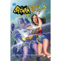 BATMAN 66 MEETS WONDER WOMAN 77 TP - Jeff Parker, Marc Andreyko