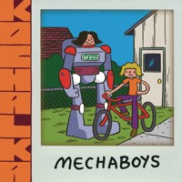 MECHABOYS TP - James Kochalka