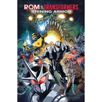 ROM VS TRANSFORMERS SHINNING ARMOR TP - Christos N. Gage, John Barber