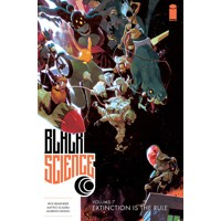 BLACK SCIENCE TP VOL 07 EXTINCTION IS THE RULE (MR) - Rick Remender