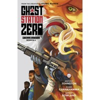 GHOST STATION ZERO TP - Antony Johnston