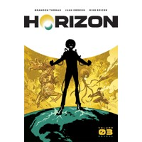 HORIZON TP VOL 03 (MR) - Brandon Thomas