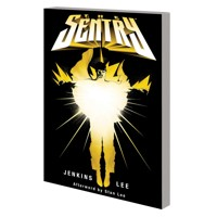 THE SENTRY TP NEW PTG - Paul Jenkins