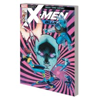 X-MEN BLUE TP VOL 03 CROSS TIME CAPERS - Cullen Bunn