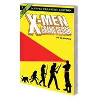 X-MEN GRAND DESIGN TP - Ed Piskor
