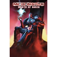 MICRONAUTS WRATH OF KARZA TP - Cullen Bunn, Jimmy Johnston