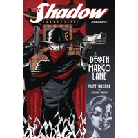 SHADOW DEATH OF MARGO LANE TP - Matt Wagner