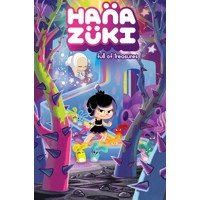 HANAZUKI FULL OF TREASURES HC - David Mariotte