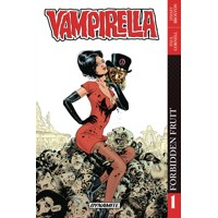 VAMPIRELLA TP VOL 01 FORBIDDEN FRUIT - Paul Cornell