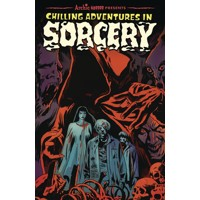 CHILLING ADVENTURES OF SORCERY TP - Various