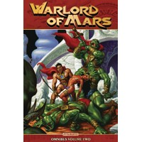 WARLORD OF MARS OMNIBUS TP VOL 02 (MR) - Arvid Nelson