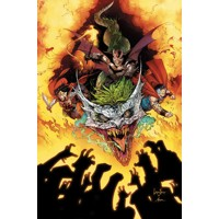DARK NIGHTS METAL DELUXE ED HC - Scott Snyder
