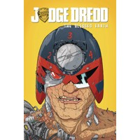 JUDGE DREDD BLESSED EARTH TP VOL 02 - Ulises Farinas, Erick Freitas