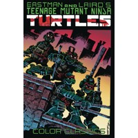 TMNT COLOR CLASSICS TP VOL 01 - Kevin Eastman, Peter Laird