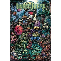 UNDERWHERE TP - Kevin Eastman, Paul Jenkins