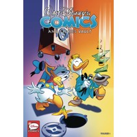 WALT DISNEY COMICS & STORIES VAULT HC VOL 01 - Carl Barks, Andrea Castellan, W...