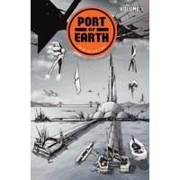 PORT OF EARTH TP VOL 01 - Zack Kaplan