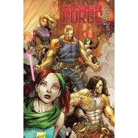CYBER FORCE REBIRTH TP VOL 03 - Matt Hawkins, Bryan Hill, Camilla Zhang, Kelly...