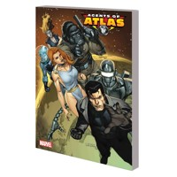 AGENTS OF ATLAS TP COMPLETE COLLECTION VOL 01 - Jeff Parker, Don Glut