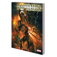 ANNIHILATION TP VOL 01 COMPLETE COLLECTION - Keith Giffen, Dan Abnett, Andy La...
