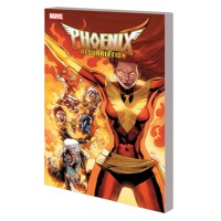 PHOENIX RESURRECTION RETURN JEAN GREY TP - Matthew Rosenberg