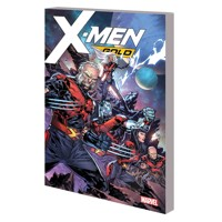 X-MEN GOLD TP VOL 04 NEGATIVE WAR ZONE - Marc Guggenheim