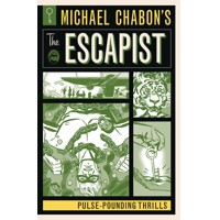 MICHAEL CHABON ESCAPIST PULSE POUNDING THRILLS TP - Will Eisner, Michael Chabo...