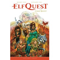 ELFQUEST FINAL QUEST TP VOL 04 - Wendy Pini, Richard Pini