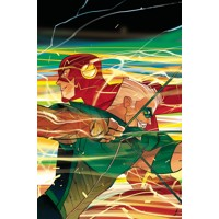 GREEN ARROW TP VOL 05 HARD TRAVELING HERO REBIRTH - Ben Percy