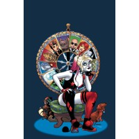 HARLEY QUINN TP VOL 05 VOTE HARLEY REBIRTH - Amanda Conner, Jimmy Palmiotti