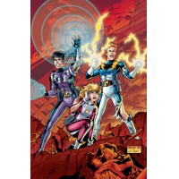 LEGIONNAIRES TP BOOK 02 - Tom McCraw, Tom Peyer, Mark Waid