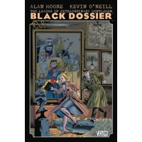 LOEG THE BLACK DOSSIER TP NEW ED - Alan Moore