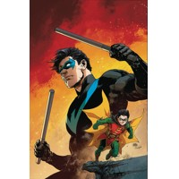 NIGHTWING REBIRTH DLX COLL HC BOOK 02 - Tim Seeley, Michael McMillian
