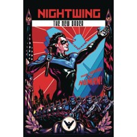 NIGHTWING THE NEW ORDER TP - Kyle Higgins
