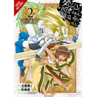 IS WRONG PICK UP GIRLS DUNGEON SWORD ORATORIA GN VOL 02 - Fujino Omori