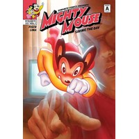 MIGHTY MOUSE TP VOL 01 SAVING THE DAY - Sholly Fisch